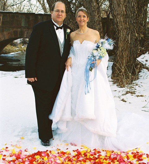 2008 Wedding at Pikes Peak Weddings, Manitou Springs, Colorado