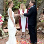 Spring Wedding an Outdoor Pikes Peak Wedding, Manitou Springs, Colorado