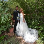 Summer Wedding at Pikes Peak Weddings, Manitou Springs, Colorado