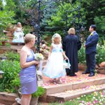 Summer Wedding an Outdoor Pikes Peak Wedding, Manitou Springs, Colorado