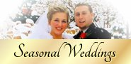 Seasonal Weddings in Manitou Springs, Colorado