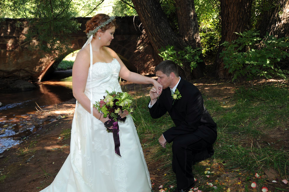 Mallory & Kyle's Weddings in Manitou Springs, Colorado