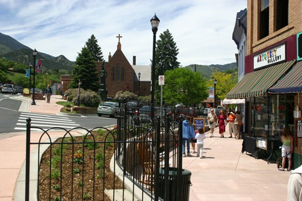 Manitou Springs Tourist Attractions, Colorado