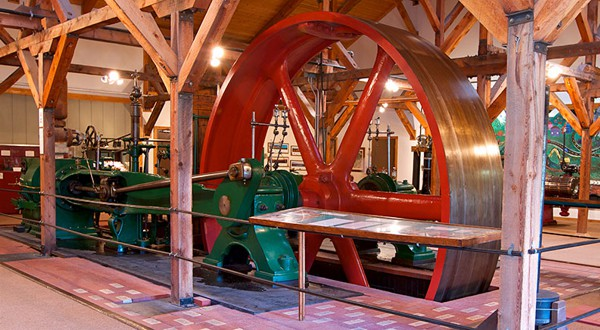 The Western Museum of Mining & Industry, Colorado Springs