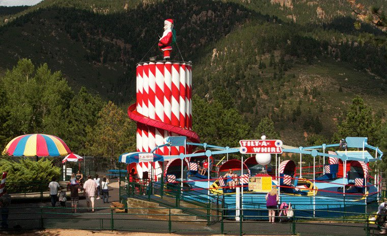 Santa Claus' North Pole, Colorado