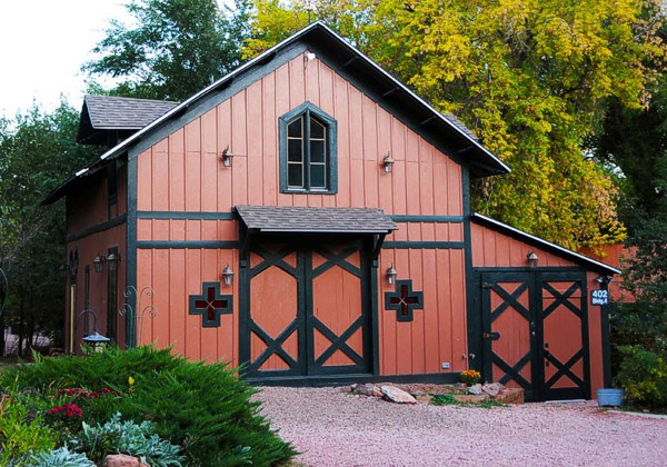 Chapel Weddings at Pikes Peak, Manitou Springs, Colorado