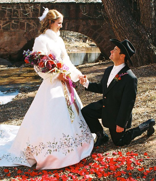 Wedding Packages at Pikes Peak Wedding, Colorado